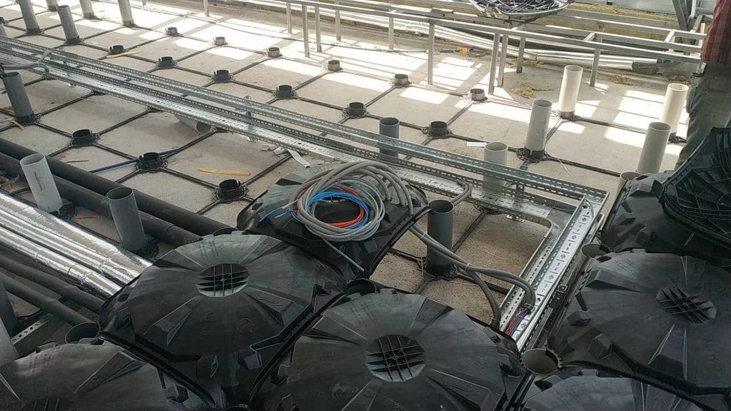 HAB Uzay ve Havacılık Organize Sanayi -  ABS Kör Kalıp ve Kablo Tavalarının İmalatı